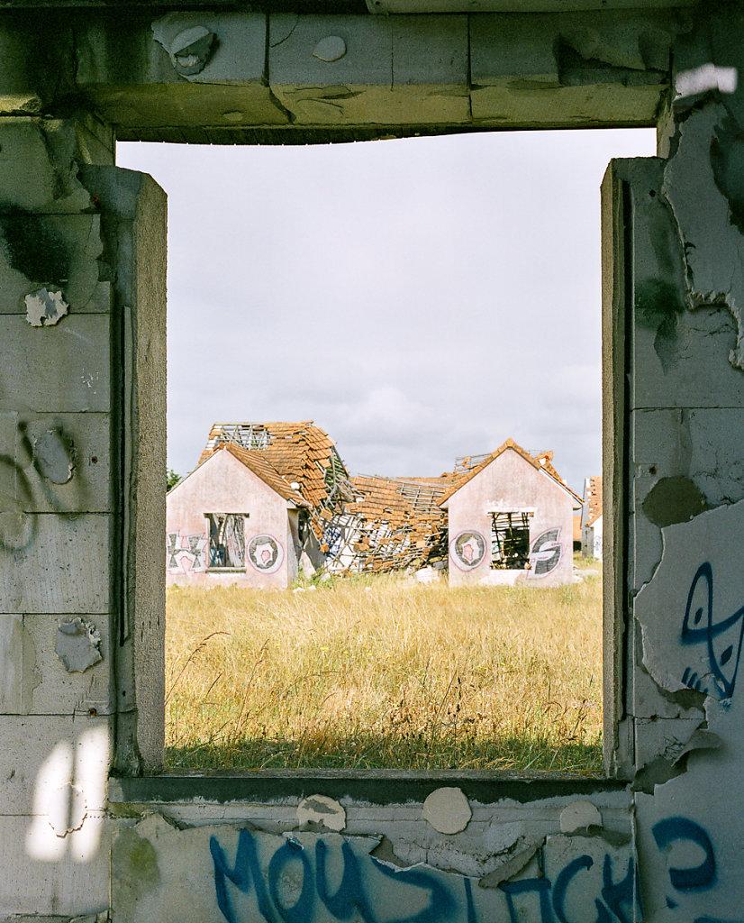 Pirou - Le village fantôme